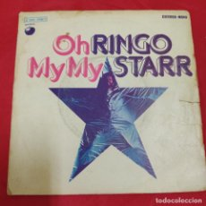Disques de vinyle: OH RINGO MY MY STAR (3135/21). Lote 264532974