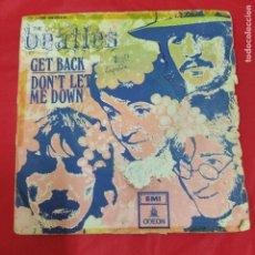 Disques de vinyle: THE BEATLES (3138/21). Lote 264534384