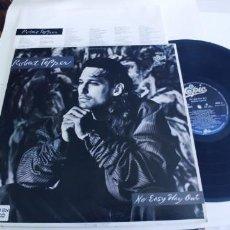 Disques de vinyle: ROBERT TEPPER-LP NO EASY WAY OUT-ENCARTE LETRAS-NUEVO. Lote 264554969