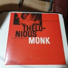 Disques de vinyle: LP, THELONIUS MONK, GENIUS OF MODERN MUSIC, NUEVO PRECINTADO ORIGINAL SIN ESTRENAR.. Lote 264557159