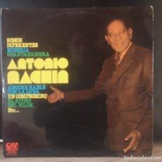Discos de vinilo: ANTONIO MACHIN - SOMOS DIFERENTES - LP - 1976. Lote 264609904
