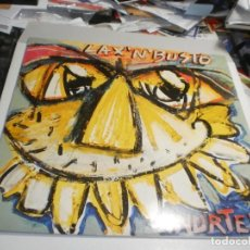 Discos de vinilo: MAXI SINGLE LAX'N'BUSTOS. INURTED. DISCMEDI 1992 SPAIN (PROVAT, SEMINOU). Lote 264709189