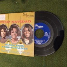 Discos de vinilo: DIANA ROSS AND THE SUPREMES EP NAVIAD 1968 SPA. Lote 264743904