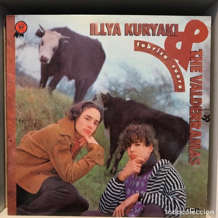 ILLYA KURYAKI & THE VALDERRAMAS – FABRICO CUERO VENEZOLANO (Música - Discos - LP Vinilo - Rap / Hip Hop)