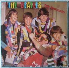 Discos de vinilo: THE BEATLES.TALK DOWNUNDER...PRECINTADO..MUY RARO..NO OFICIAL..INTERVIEWS. Lote 264754044
