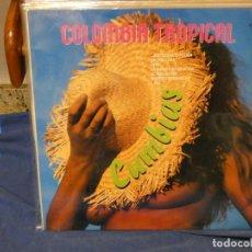 Discos de vinilo: LP FUNK SOUL COLOMBIA TROPICAL- CUMBIAS MUY BUEN ESTADO GENERAL. Lote 264782284