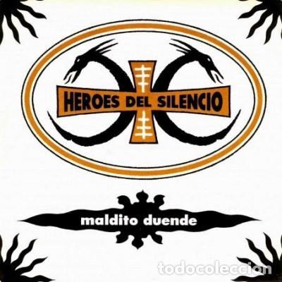 HEROES DEL SILENCIO - MALDITO DUENDE .. SINGLE - EDICION EDICIÓN CONMEMORATIVA DE 2019 - PROMOCIONAL (Música - Discos - Singles Vinilo - Grupos Españoles de los 90 a la actualidad)