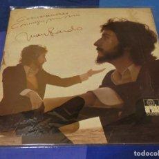 Discos de vinilo: LP JUAN PARDO CONVERSACIONES CONMIGO MISMO 1974 BUEN ESTADO DE VINILO GATEFOLD. Lote 264791104