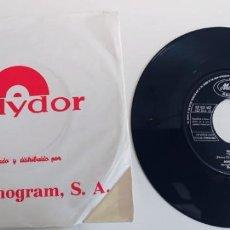Disques de vinyle: ROGER DOUGLAS-SINGLE TRECE PASOS. Lote 264801179