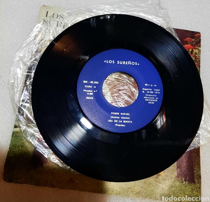Discos de vinilo: Los sureños - pobre Rafael + 3 - Foto 2 - 264801299