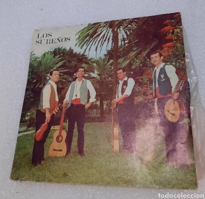 LOS SUREÑOS - POBRE RAFAEL + 3 (Música - Discos de Vinilo - EPs - Country y Folk)