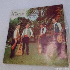 Discos de vinilo: LOS SUREÑOS - POBRE RAFAEL + 3. Lote 264801299