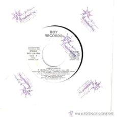 Discos de vinilo: UNBELIEVABLE! * SINGLE VINILO * IS MICHAEL GAY? * TECHNO * ULTRARARE!!. Lote 264807714