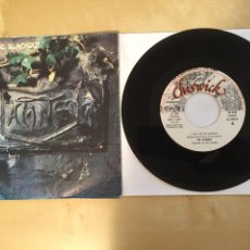"""Discos de vinilo: THE DAMNED - WAIT FOR THE BLACKOUT / DR JEKYLL & MR HIDE - PROMO SINGLE 7"""" - SPAIN 1980 CHISWICK. Lote 264823934"""