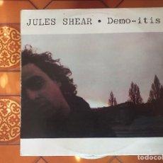 Discos de vinilo: LP. JULES SHEAR. DEMO-ITIS. ENIGMA-DRO.1987.. Lote 264824459