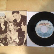 """Discos de vinilo: OLE OLE - SECRETOS - SINGLE 7"""" - 1987 SPAIN HISPAVOX. Lote 264847274"""
