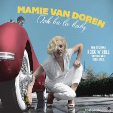 Discos de vinilo: MAMIE VAN DOREN OOH BA LA BABY EDDIE COCHRAN LP PRECINTADO!!!. Lote 264853959