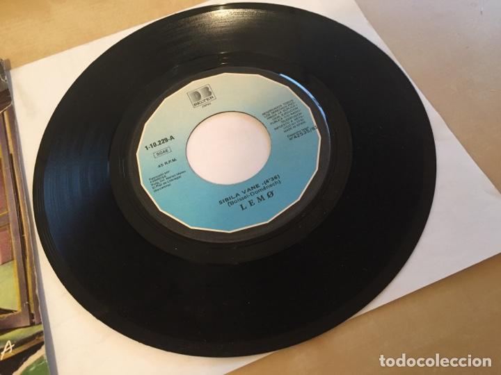 """Discos de vinilo: Lemo - Sibila Vane / Ordenador Hembra - SINGLE 7"""" - SPAIN 1981 - Foto 2 - 264855474"""