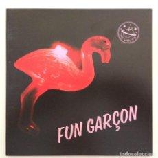 Discos de vinilo: THE VAN T'S – FUN GARÇON / NO MAN'S MONEY UK,2017. Lote 264968574