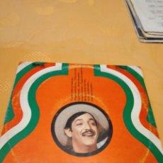 Discos de vinil: TRA-3 DISCO VINILO 10 PULGADAS JORGE NEGRETE - CUANDO QUIERE UN MEJICANO - LP - ORLADOR 1972 SPAIN. Lote 264970114