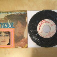 """Discos de vinilo: MARISOL - DESDE QUE TU NO ESTAS / ERES UN ANGEL - PROMO SINGLE 7"""" - SPAIN 1970. Lote 264975474"""