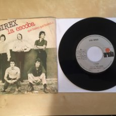 """Discos de vinilo: LOS SIREX - LA ESCOBA - SINGLE 7"""" - SPAIN 1972. Lote 264976584"""