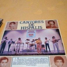 Discos de vinilo: TRA-3 DISCO VINILO 12 PULGADAS MUSICA CANTORES DE HISPALIS-ADELANTE/ HARINA DE MAIZ/ LA SEVILLA ENCA. Lote 264978629