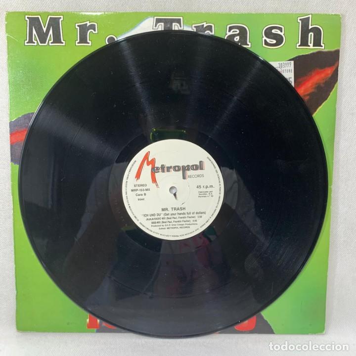 Discos de vinilo: LP - VINILO MR. TRASH - ICH UND DU - ESPAÑA - AÑO 1995 - Foto 2 - 265109324