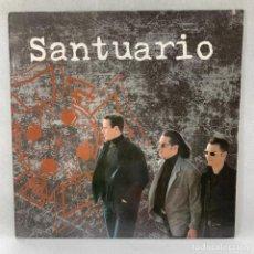 Disques de vinyle: LP - VINILO SANTUARIO - SANTUARIO + ENCARTE - ESPAÑA - AÑO 1993. Lote 265110554