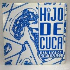 Discos de vinilo: MAXI SINGLE - BAN-HOUSE - HIJO DE CUCA - ESPAÑA - AÑO 1995. Lote 265111209