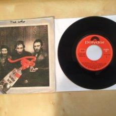 "Discos de vinilo: THE WHO - YOU BETTER YOU BET - PROMO SINGLE 7"" - SPAIN 1981 POLYDOR. Lote 265138839"