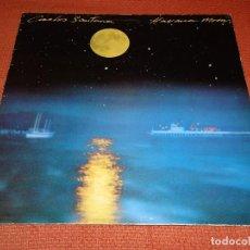Discos de vinilo: LP SANTANA HAVANA MOON. Lote 265145179