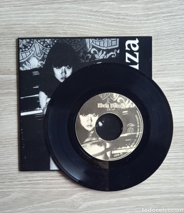 Discos de vinilo: Ebria danza - Fragilidad suicida, EP, Triquinoise Producciones, 1994. Spain. - Foto 3 - 265199224