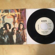 "Discos de vinil: MEDINA AZAHARA - BUSCO - PROMO SINGLE 7"" - SPAIN 1980 CBS. Lote 265221014"