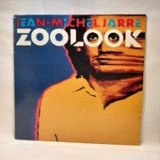 Discos de vinilo: JEAN - MICHEL JARRE - ZOOLOOK. VINILO (LP, ALBUM). CCM2. Lote 265325319