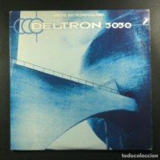 Discos de vinilo: DELTRON 3030 - THE INSTRUMENTALS - DOBLE LP USA 2XLP 2001 - 75 ARK. Lote 265328039