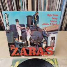 Discos de vinilo: THE ZARA'S EP NIGHT TRAIN + 3 SPAIN 60,S. Lote 265335429