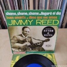 Discos de vinilo: JIMMY REED EP SHAME, SHAME, SHAME + 3 SPAIN 60,S. Lote 265341279