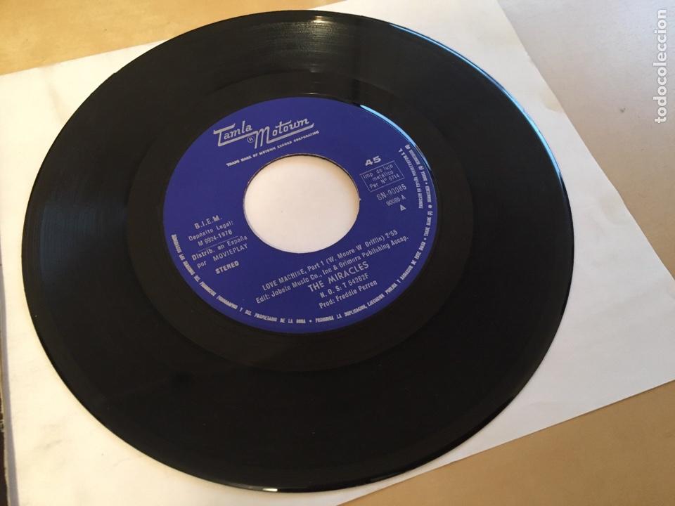 """Discos de vinilo: The Jackson 5 - Dancing Machine - SINGLE 7"""" - SPAIN 1976 Tamla Motown - Foto 2 - 265361549"""