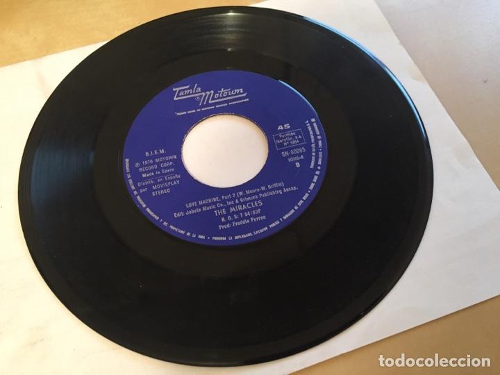 """Discos de vinilo: The Jackson 5 - Dancing Machine - SINGLE 7"""" - SPAIN 1976 Tamla Motown - Foto 4 - 265361549"""