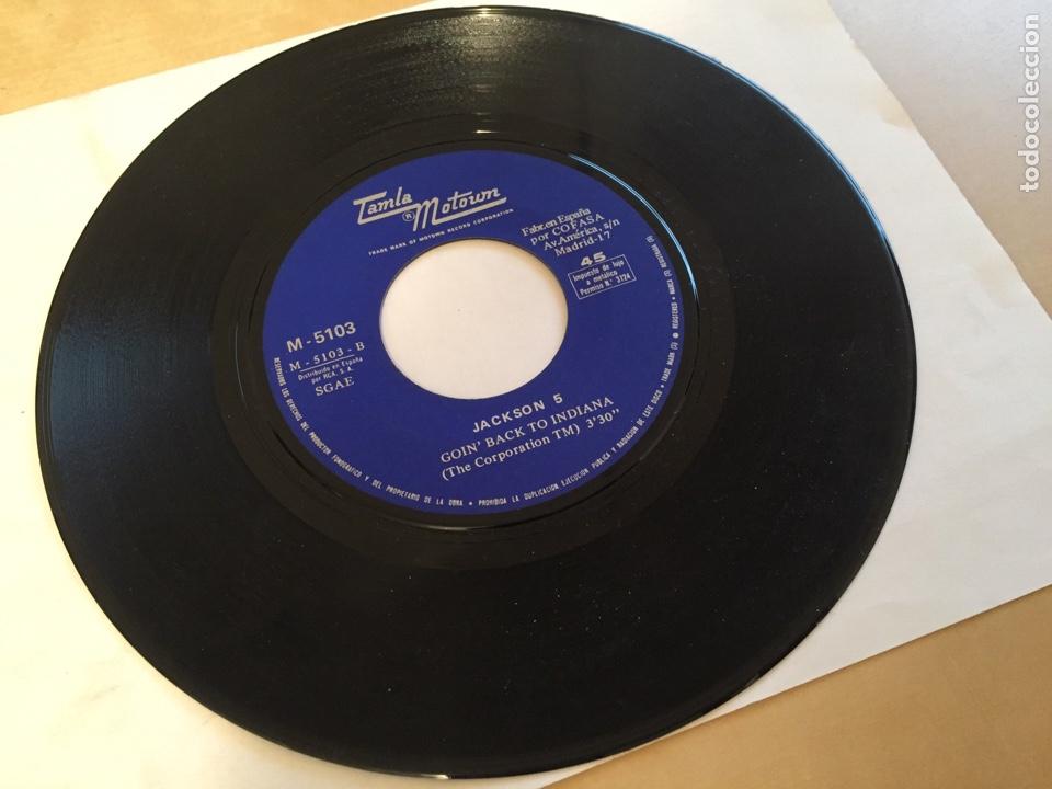 """Discos de vinilo: Jackson 5 - Mama's Pearl - PROMO SINGLE 7"""" - SPAIN 1971 Tamla Motown - Foto 4 - 265362494"""