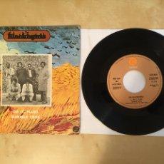 "Discos de vinilo: THE BLACKBYRDS - DO IT, FLUID / SUMMER LOVE - PROMO SINGLE 7"" - SPAIN 1974 - FANTASY. Lote 265364359"
