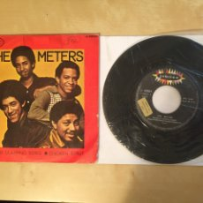 """Discos de vinilo: THE METERS - HAND CLAPPING SONG - PROMO SINGLE 7"""" - SPAIN 1970. Lote 265366179"""