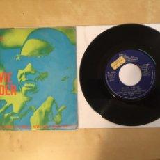"""Discos de vinilo: STEVIE WONDER - SIGNED SEALED DELIVERED I'M YOURS - PROMO SINGLE 7"""" SPAIN 1970. Lote 265371444"""