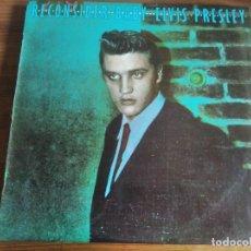 Disques de vinyle: ELVIS PRESLEY - RECONSIDER BABY *** RARO LP ESPAÑOL 1985. Lote 265383209