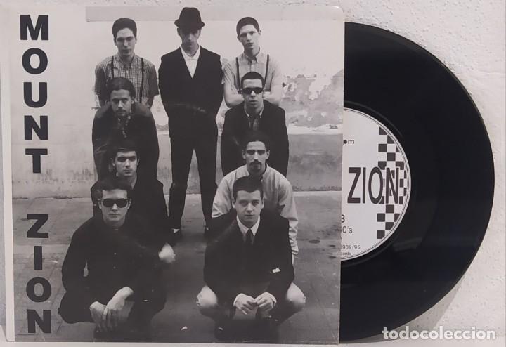 EP 7'' MOUNT ZION - MOUNT ZION - 1995 - EXCELENTE ESTADO (Música - Discos de Vinilo - EPs - Reggae - Ska)