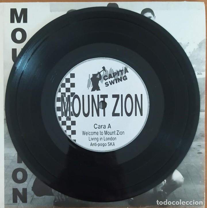 Discos de vinilo: EP 7 MOUNT ZION - MOUNT ZION - 1995 - EXCELENTE ESTADO - Foto 2 - 265409074
