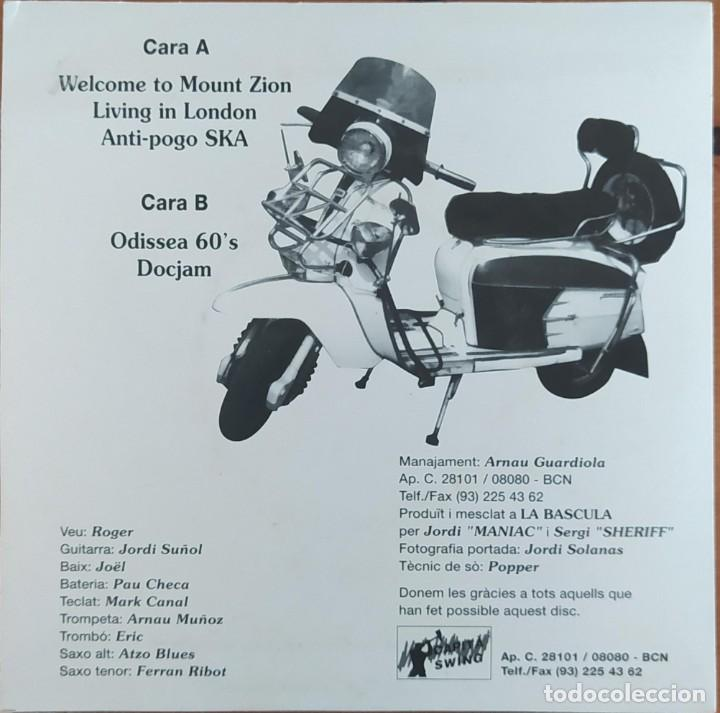 Discos de vinilo: EP 7 MOUNT ZION - MOUNT ZION - 1995 - EXCELENTE ESTADO - Foto 4 - 265409074