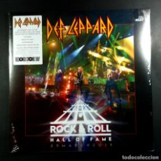 Discos de vinilo: DEF LEPPARD - ROCK & ROLL HALL OF FAME 29 MARCH 2019 - EP 12 2020 RECORD STORE DAY - PHONOGRAM NUEVO. Lote 265411944