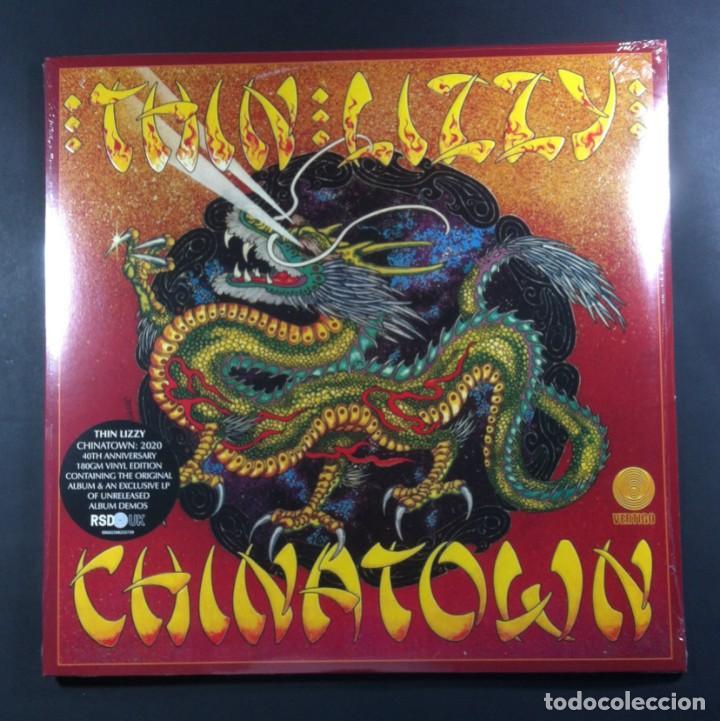 THIN LIZZY - CHINATOWN - DOBLE LP 2XLP 40 ANIVERSARIO 2020 - VERTIGO (NUEVO / PRECINTADO) (Música - Discos - LP Vinilo - Pop - Rock - Internacional de los 70)